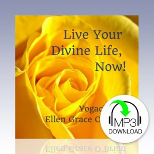 live your divine life now
